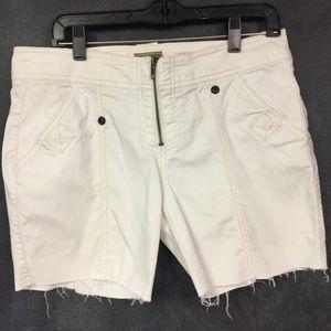 American Eagle Cut-Off Cotton Twill Shorts